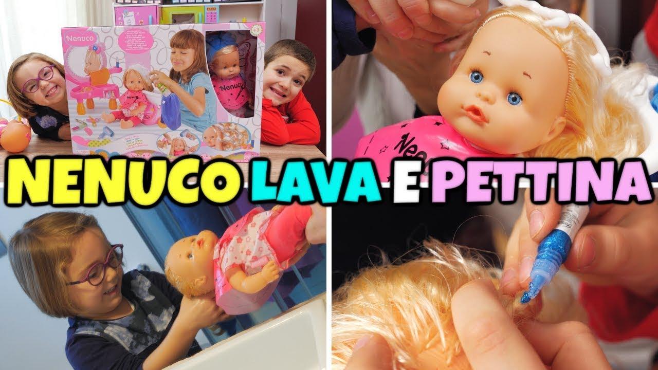 data di rilascio: 54373 7245c Repeat NENUCO LAVA E PETTINA: Giochiamo al Parrucchiere by ...