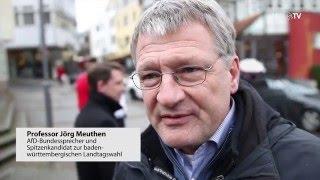 Spot: Wer ist Jörg Meuthen?