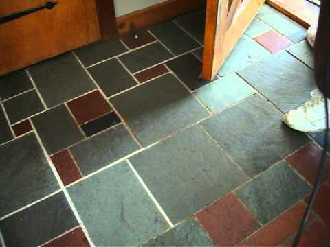 Cleaning Grout With Steam! Part 20