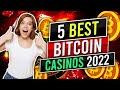 5 Best Bitcoin Casino 2021 ♠️♣️♥️♦️ Safe and Reliable