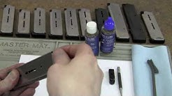 Wilson Combat - Disassembly and Cleaning of a Series 47 Magazine, .45 ACP