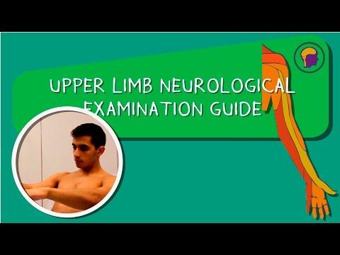 Upper Limb Neurological Examination Guide   OSCE PASS  