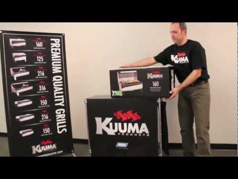 How to set up your Kuuma Grill