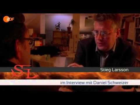Die Stieg Larsson Story (ZDF)