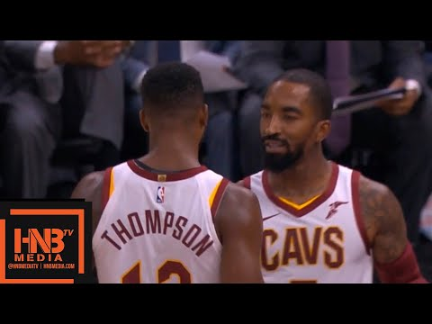 Cleveland Cavaliers vs Indiana Pacers 1st Qtr Highlights | 10.08.2018, NBA Preseason