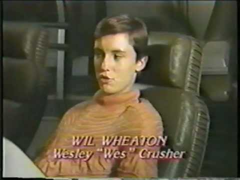 wil wheaton young