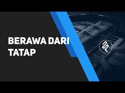 Berawal Dari Tatap - Yura Yunita (Piano Tutorial by fxpiano with CHORDS LYRIC)