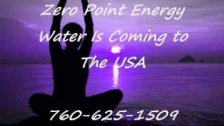 {AMEGA GLOBAL} ~ *COMING TO AMERICA ~ Zero Point Water* ~ 760-625-1509