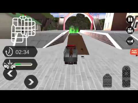 Transporter Train Horse Racing - Android Gameplay HD