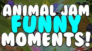 ANIMAL JAM FUNNY MOMENTS!!