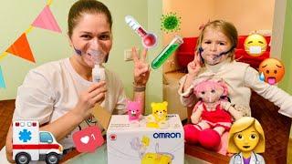 ингалятор для детей и взрослых OMRON Comp Air (NE-C28-E)
