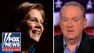 Mike Huckabee reacts to Elizabeth Warren's heritage claims