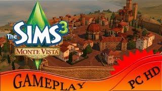 The Sims 3 Monte Vista (New Town)  PC   HD