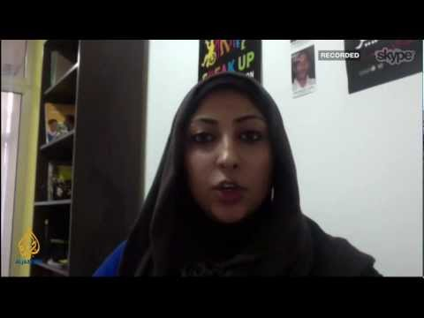 "Bahraini Activist Maryam al-Khawaja: ""The United States is to Bahrain what Russia is to Syria"""