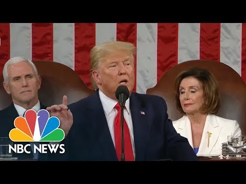 Fact-Checking Trump's State Of The Union Address | NBC News NOW