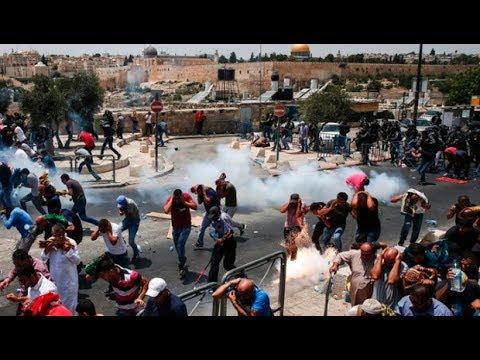 Barghouti on Jerusalem Protests: Israel Incites, Palestinians Unite
