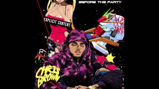Chris Brown - Red Lights (Before The Party Mixtape)