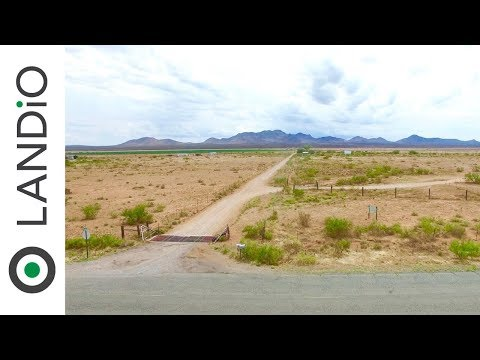 Land For Sale : Bootheel Ranch : 160 Acres of Land for Sale in New Mexico