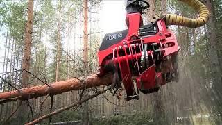 Ciągniki leśne Valtra – najlepsze traktory w lasach Valtra