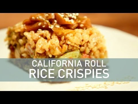 Food Deconstructed - California Krispies