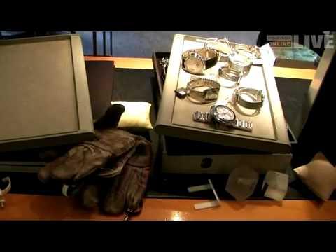 Gotzis Einbruch Bei Juwelier Kopf Youtube