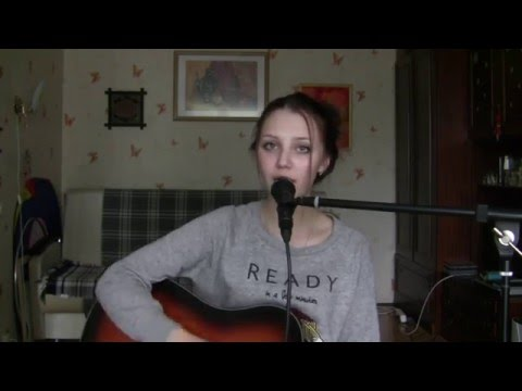 Taylor Swift - All You Had To Do Was Stay (cover) By Ksenia Manser