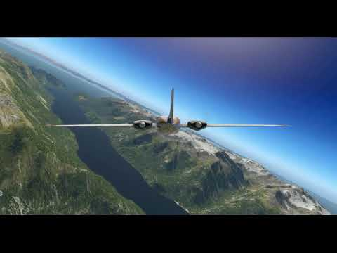 Velocity V-Twin (Aerobask) – Bella Coola (CYBD) – X-Plane 11.05