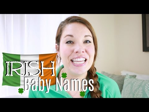 Irish Baby Names | All About Baby Names | Days Of May