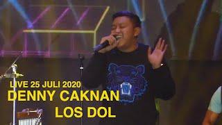 Gambar cover DENNY CAKNAN LOS DOL LIVE IN DE TJOLOMADOE SOLO 25 JULI 2020