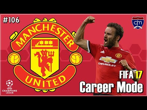 FIFA 17 Manchester United Career Mode: Final Liga Champions Lawan PSG #106 (Bahasa Indonesia)