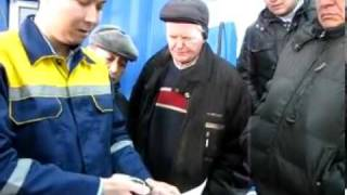 Фрагмент техосмотра  Как работает газоанализатор(, 2011-11-25T09:04:10.000Z)