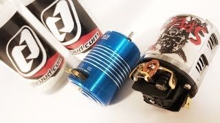 What's New: Team Brood Brushed & Brushless Motors