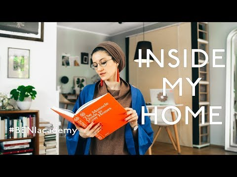 A Guide Into My Cosy Home ft Büsra Qadir || BENI ACADEMY