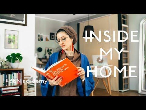 A Guide Into My Cosy Home ft Büsra Qadir || BENI ACADEMY