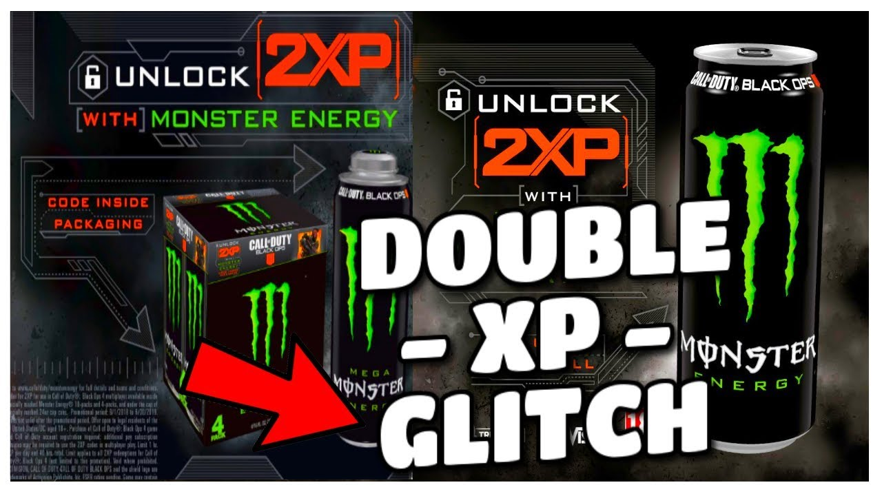 black ops 4 double xp codes free