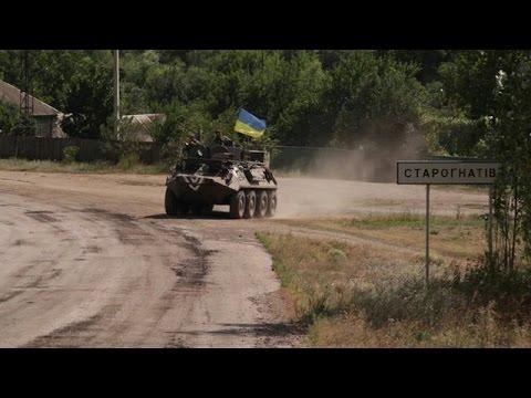Ukraine battles pro-Russian rebels for access to key port