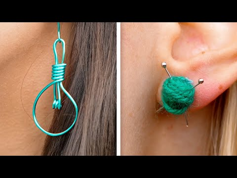 17 WONDERFUL DIY JEWELRY IDEAS YOU CAN MAKE AT HOME