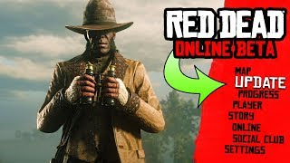 NEW RDO Update! Target Races, Clothing, XP BOOST, 25% Off Saddles & More! Red Dead Redemption Online