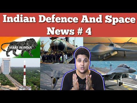 Indian Defence And Space News # 4 | 6th Gen Aircraft, Avenger Predator,IRNSS-1I,INS Kalvari,MiG 29K
