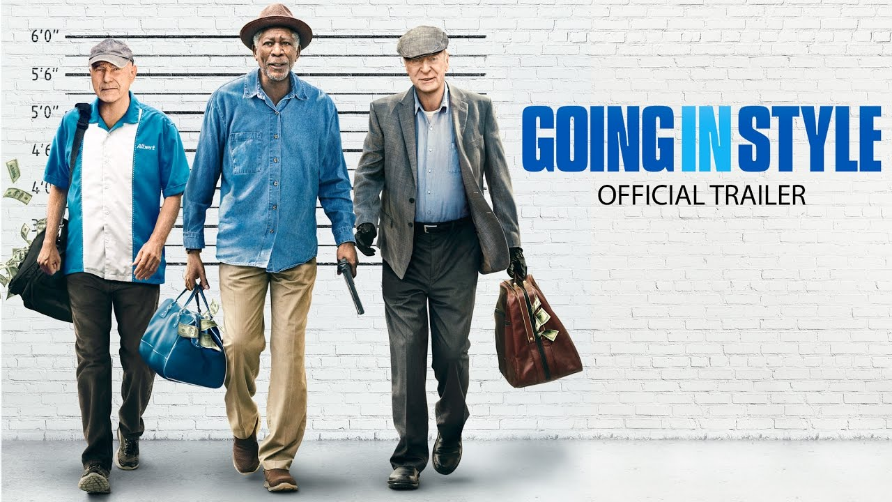 Going in Style (2017) poster