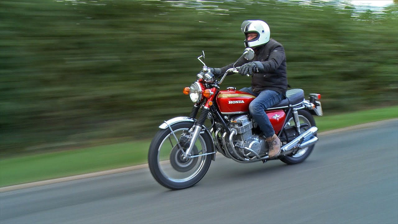 Readers Drives- Honda CB750 - The Birth of the Superbike