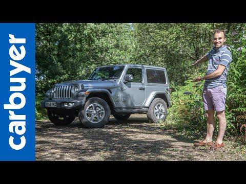 Jeep Wrangler 2-door 2020 in-depth review – Carbuyer