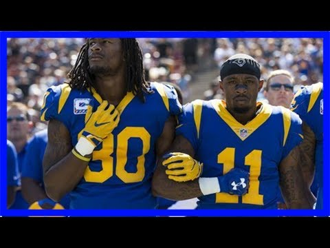 Nfl anthem protests week 10: boycott calls, but players show respect