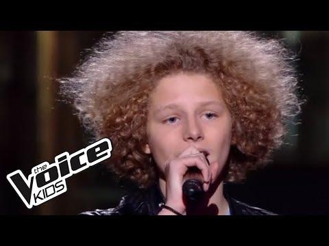 The Voice Kids 2014 | Henri - Ça fait mal (Christophe Maé) | Finale