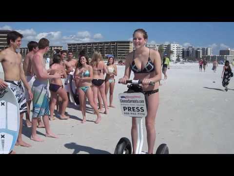 Siesta Beach Spring Break Bikini Girls 2010 thumbnail