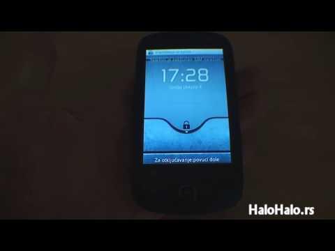 Dekodiranje Telenor OneTouch -- Alcatel OT 990