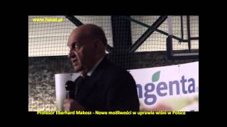 Nowe możliwości w uprawie wiśni w Polsce -- Eberhard Makosz