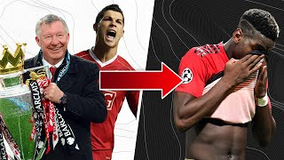What the hell happened to Manchester United? | Oh My Goal