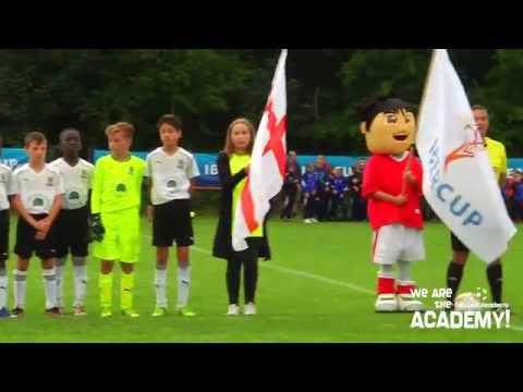 Iber Cup 2016 [FINAŁ]: Football Academy U-10 vs Bristol Inner City [PEŁEN MECZ]
