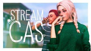 🍂 Создание персонажа / CAS / The Sims 4